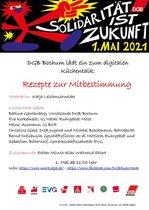 1.Mai Plakat Bochum